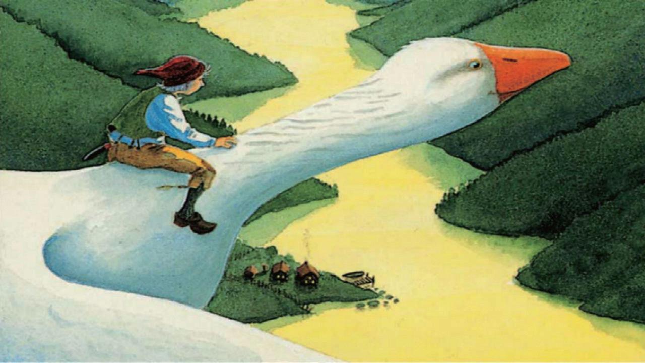 《尼尔斯骑鹅旅行记》诞生110周年:一部童话教科书