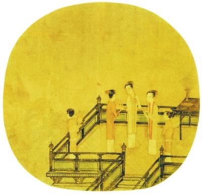 中秋节习俗 故宫博物院