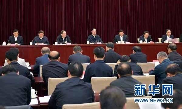 刘奇葆强调:全力以赴抓好党的十八届六中全会精神学习宣传