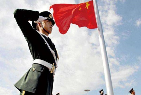 新华社社评:高举伟大旗帜 实现伟大梦想