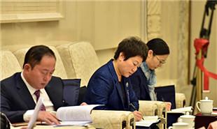 海南团代表讨论党的十九大报告