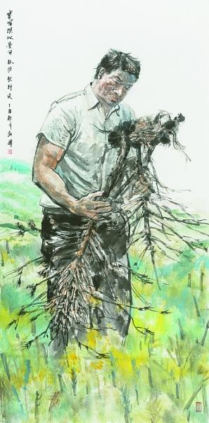 同绘新时代 共圆中国梦