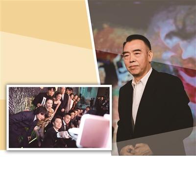 陈凯歌导演题材涉猎颇广,但他拍奇幻的影片却有迹可寻
