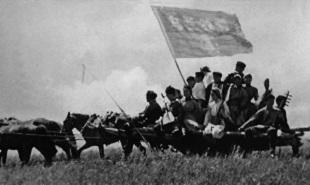 草原深处的乌兰牧骑