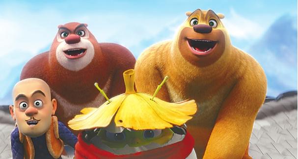 一直秉承合家欢,是它对中国动画电影产业的最大贡献
