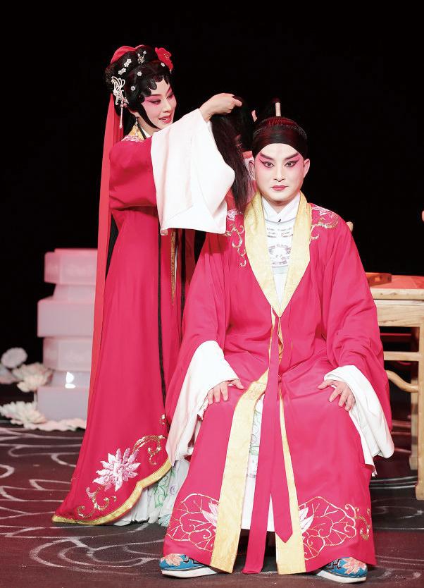 当代小剧场戏曲:青春正健盛 创新需努力