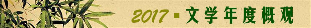 2017·年度概观