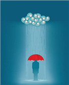 叶舟:雨,一旦落下