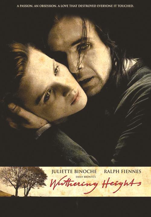 电影《呼啸山庄》2009年版海报