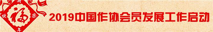 2019年中国作协会员发展工作启动
