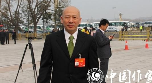 全国政协委员孟广禄