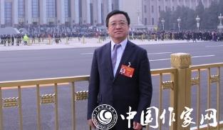 全国政协委员阎晶明