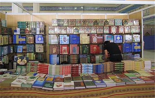 中国主宾国活动亮相德黑兰国际书展