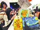梵高艺术沉浸式体验展