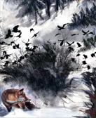 黑鹤:芬里尔狼