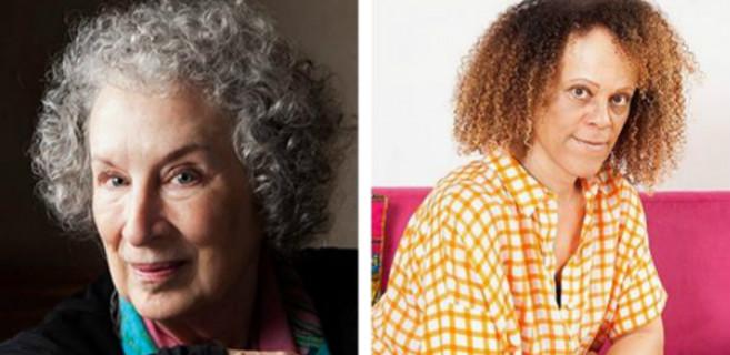 """布克奖也开了""""双黄蛋"""",阿特伍德和埃瓦里斯托两位女性分享"""