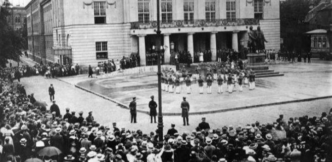 100年前的世界文学:1919年文学大事记