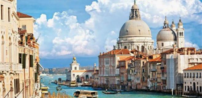 欧洲文学地图:与很多文豪结缘的威尼斯